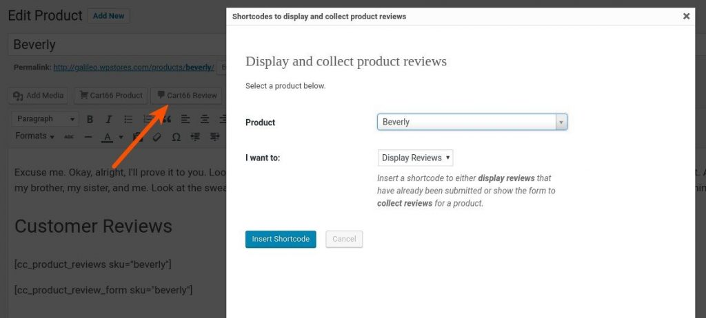 How to add customer reviews to your website